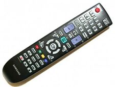 Samsung BN59-01012A LCD TV Genuine Remote Control + Free Gagi Remote Holder