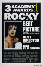 Rocky Sylvester Stallone cult movie poster print #41