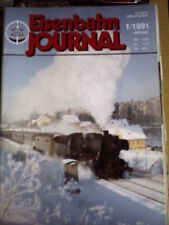 Eisenbahn Journal 1 1991 ---  Die Gattung S7