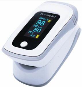Oxymètre Doigt Capteur Fréquence Cardiaque Saturation en Oxygène Saturomètre