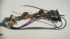 Prewired Wired Harness Assembly For Telecaster Brass 500K Pots High Quality
