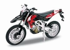 Motorbikes, Aprilia RVX 450 - Red,  New & Sealed 1/18