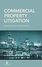 Commercial Property Litigation, P McAndrews, J Fieldsend, Good, Hardcover