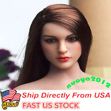 "KIMI TOYS 1/6 KT005 Female Head Sculpt Model  F/ 12"" HT VERYCOOL PHICEN Body USA"