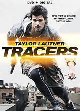 Tracers DVD Movie Disc (2015) New, Free Fast Shipping, USPS Tracking Included