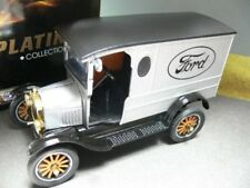 1/24 Motor Max Ford Model T Paddy Wagon silber Ford 79329