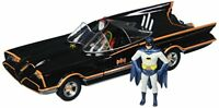 Batmobile Jada 1966 Classic TV Series Batman Robin Figure 1/24 Diecast Model Car