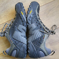 Smooth Black Merrell Intercept Hiking/Trail Shoes Men's US Size 8