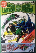 Green Lantern (1960) #108 VF- (7.5) w/Green Arrow G.A. G.L. Back up Story Grell