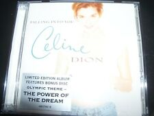 Celine Dion Falling Into You Limited Australian 2 CD Edition – Like New