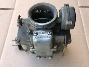Carter 2034-S 2 bbl Carburetor 1953 Nash 6 Cylinder Statesman for Rebuilding