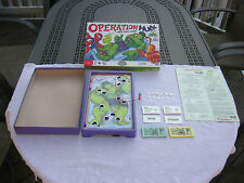 Operation Hulk Silly Skill Game By Milton Bradley 2008 Complete!