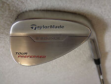 TaylorMade 2014 Tour Preferred 52* Gap Wedge w/KBS Tour-V Wedge Flex Steel