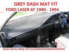 DASH MAT, DASHMAT, DASHBOARD COVER FIT  FORD LASER KF  1990 - 1994  GREY