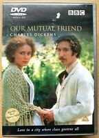 Our Mutual Friend DVD 1998 BBC Charles Dickens Classic