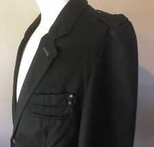 ZARA MAN - Mens Jacket - Black - Size Eur L - Smart Casual Design