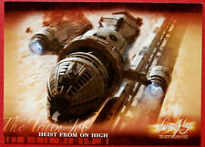 Joss Whedon's FIREFLY - Card #16 - Heist From On High - Inkworks 2006