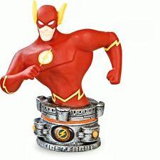 DC All-Stars Figurine Collection #4 el flash hombre más rápido vivo EAGLEMOSS