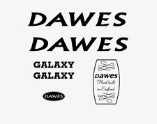 Dawes Galaxy Bicycle Decals-Transfers-Stickers n.9