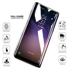 Full Cover Tempered Glass Screen Protector For Samsung Galaxy S8 S9 S10 Note 10