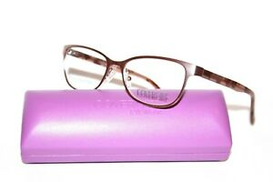 NEW COVERGIRL CG0539 073 SHINY PINK EYEGLASSES WOMENS FRAMES 51-17-135MM W/ CASE