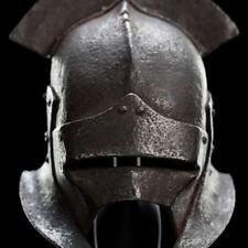 WETA Lord of the Rings Uruk-Hai Swordsman's Helm Helmet NEW SEALED DOUBLEBOX