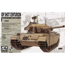 AFV CLUB #35159 11/35 IDF Shot Centurion Mk.5 & 5/1 1967 Early Type
