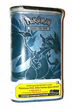 Mega Charizard POKEMON Elite Trainer Deck Shield Tin NEW & SEALED Flashfire Set