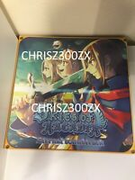 Skies Of Arcadia Eternal Soundtrack Vinyl Record Edition 3 LP Blue Color Box Set