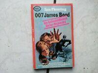"""James Bond 007 - Roman Taschenbuch  (60-70 er Jahre), """"Im Geheimdienst ihrer M."""""""