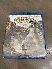 Jack the Giant Killer (Blu-ray Disc, 2013) New
