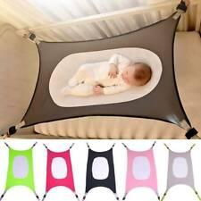 Portable Baby Newborn Sleeping Lullaby Hammock Hanging Crib Bed Cot Support Net