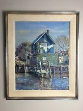 Maurice Van Felix (1889-1969) Oil Painting