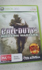 call of duty modern warfare 4 xbox 360
