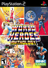 World Heroes Anthology PS2 New Playstation 2