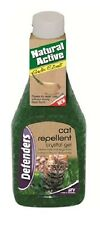 STV Defenders Cat Repellent Crystal Gel 450g (Deters cats and dogs) With Garlic
