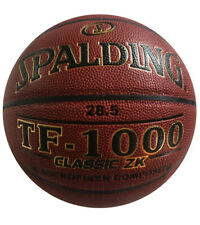 "Spalding Tf-1000 Classic Zk 28.5"" Nirsa Official Basketball Indoor Composite"