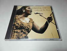 Confessin' the Blues - Carrie Smith (CD 1993) Near Perfect Condition FREE Ship!!