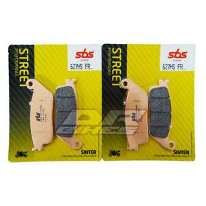 Suzuki Bandit GSF600 1995-1999 SBS Street Excel Sintered Front Brake Pads 627HS