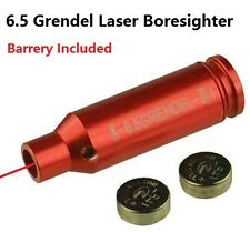Red Anodized 6.5 Grendel Laser Bore Sighter Boresighter Sight