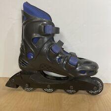 New listing Koho Black Blue Vintage Inline Hockey Skates Rollerblades Size 10
