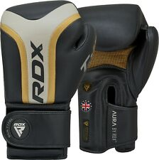 RDX Boxing Gloves Training Kickboxing Sparring Mitts Fighting Punching Muay Thai