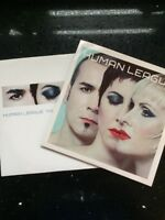 CD - The Human League - Secrets Promo CD + All I Ever Wanted Promo CD