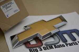 2011-2014 Chevrolet Cruze Front Bumper Bow Tie Emblem Nameplate OEM New