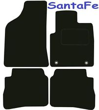Hyundai Santa Fe 5 Seater Tailored car mats ** Deluxe Quality ** 2009 2008 2007