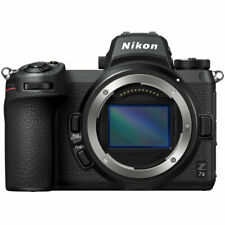 Nikon Z 7II 45.7MP Mirrorless Camera - Black (Body Only) - New In Box w receipt