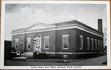 Sanford, NC 1950s Postcard: United States Post Office - North Carolina