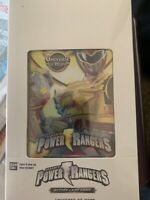 Power Rangers Universe of Hope Booster Box  15 packs Action Card Game Bandai