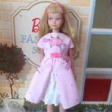 OOAK Skipper Bubble Pink Marsha Marsha Daisy dress clothing