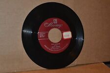 TOP 100 HIT: RUSTY DRAPER; PINK CADILLAC & THE MIDDLE OF THE HOUSE ROCKABILLY 45